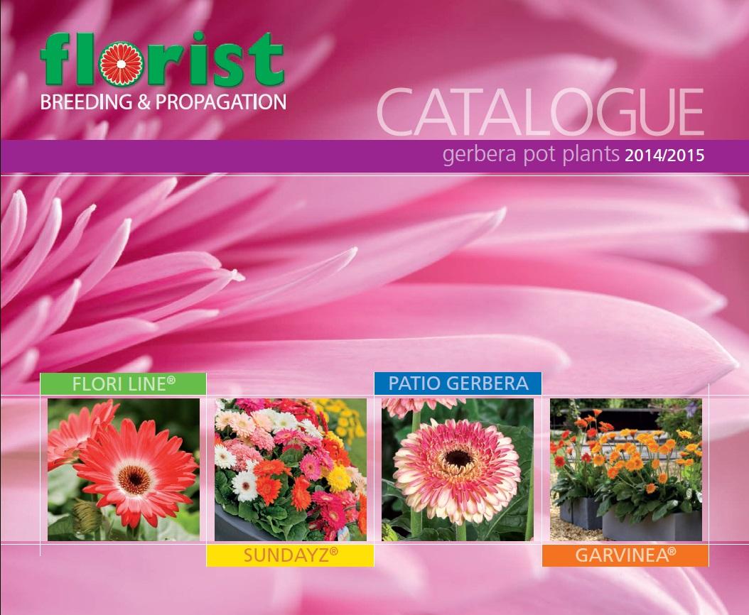 copertina Catalogue Florist Holland Pot Plant 2014_2015